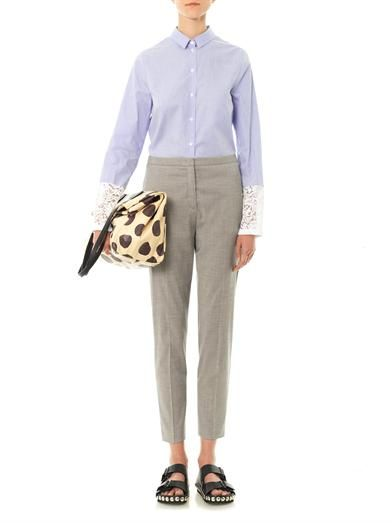 No. 21 Tailored trousers