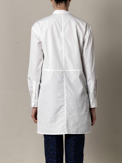 Lareida Cotton shirt dress