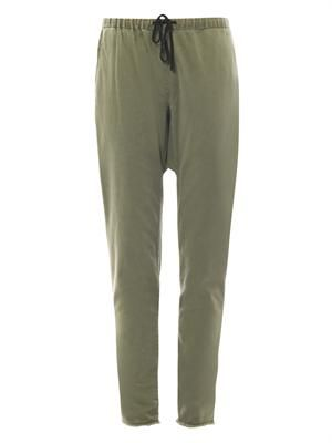 AS relaxed-fit trousers
