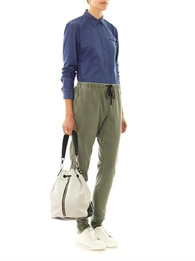 1.61 AS relaxed-fit trousers