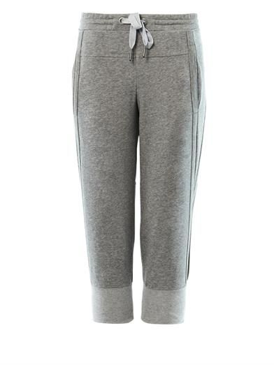Adidas by Stella Mccartney Essentials 3/4-length sweatpants