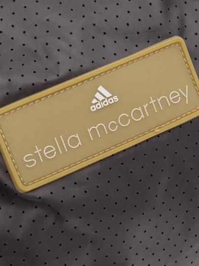 Adidas by Stella Mccartney Oversized taffeta sports bag