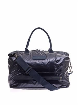Metallic big sports bag