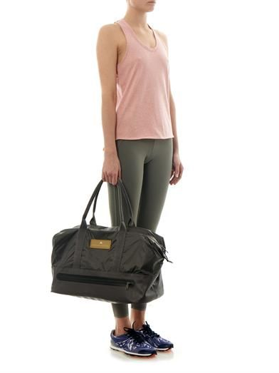 Adidas by Stella Mccartney Organic-cotton tank top
