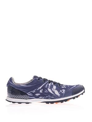 Run Eupherusa marble-print trainers