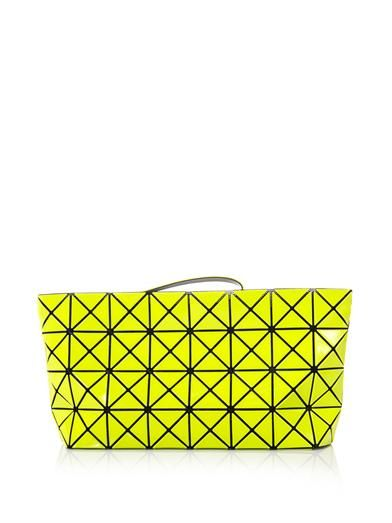 Bao Bao Issey Miyake East West Prism clutch