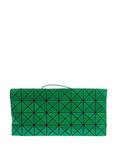 Bao Bao Issey Miyake Lucent Prism clutch