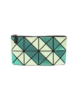 Lucent Prism glow-in-the-dark make-up bag