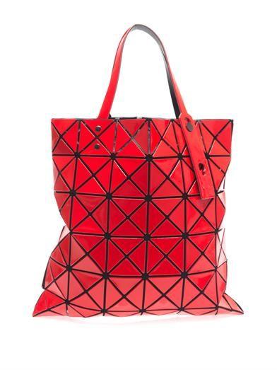 Bao Bao Issey Miyake Lucent Prism shopper