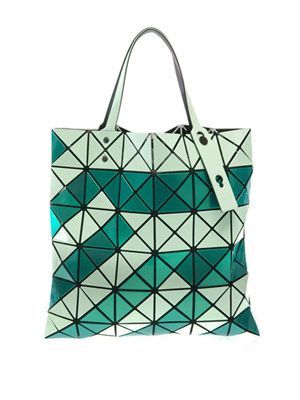 Lucent Prism glow-in-the-dark shopper