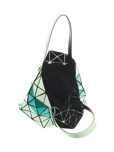 Bao Bao Issey Miyake Lucent Prism glow-in-the-dark shopper