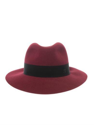 Maison Michel Henrietta fedora hat