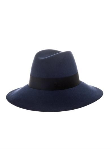 Maison Michel Kate trilby hat