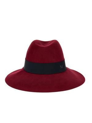 Kate wide-brimmed felt hat