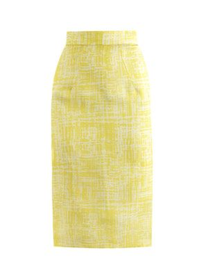 Margerita pencil skirt