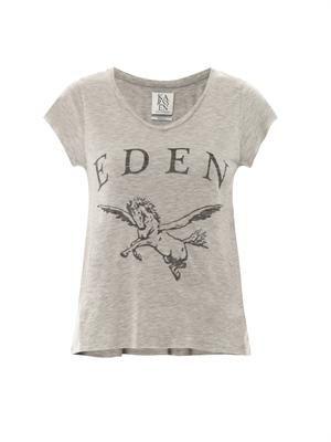 Eden-print T-shirt