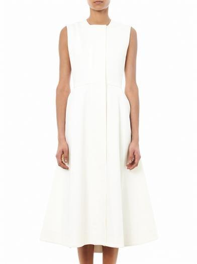 Emilia Wickstead Madaline A-line denim dress