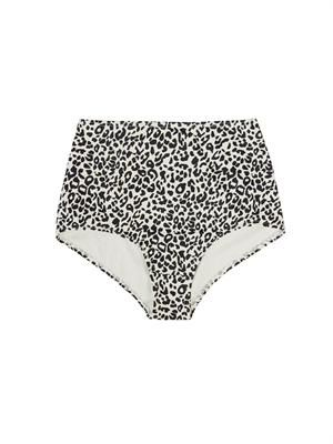 Hollywood leopard bikini briefs