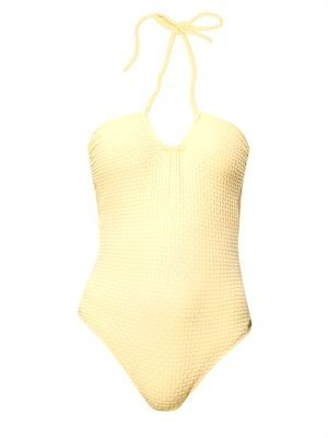 Honolulu textured swimsuit