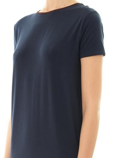 Prism Bi-colour T-shirt dress