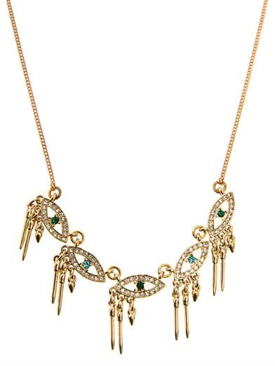 Lulu Frost Panoptes necklace