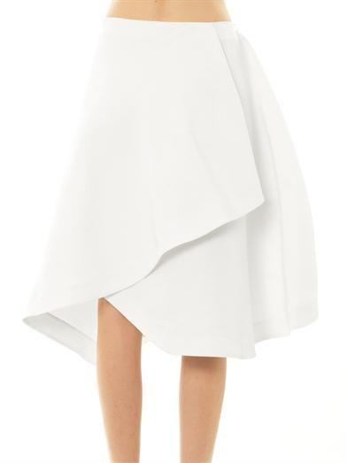 J.W. Anderson Origami midi skirt