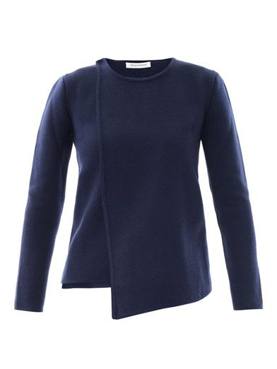 J.W. Anderson Panel wool sweater