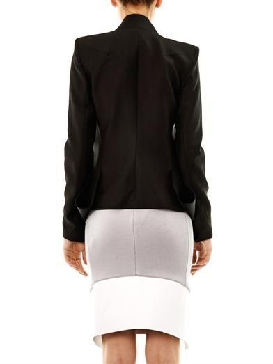 Dion Lee Origami style tailored jacket