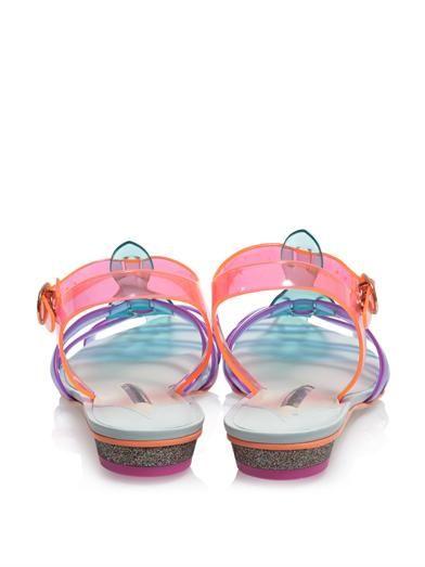 Sophia Webster Violetta jelly sandals