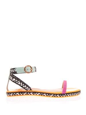 Bea ankle-strap sandals