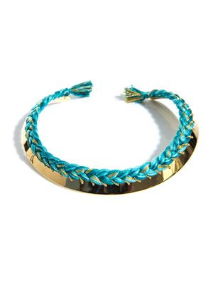 Copacabana gold necklace