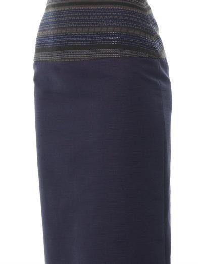 Eudon Choi Alpina cotton pencil skirt