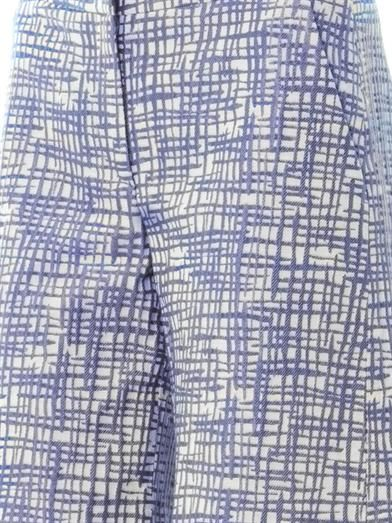 Missoni Zigzag jacquard tailored shorts