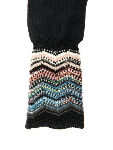 Missoni Wool-blend gloves