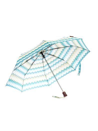 Missoni Adele folding umbrella