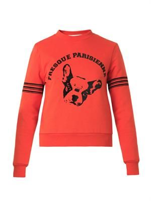 French bulldog cotton sweatshirt