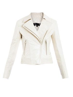 Javda leather biker jacket