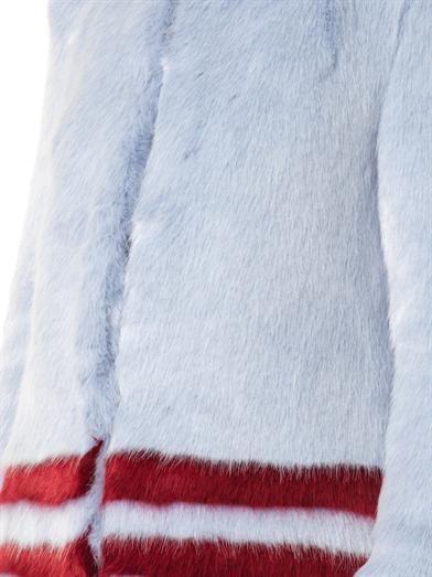 Shrimps Dulcie faux-fur coat