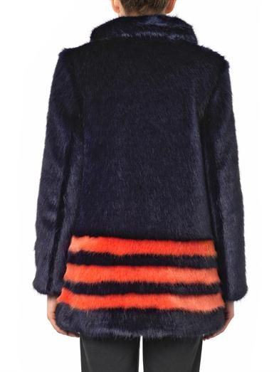Shrimps Dulcie faux-fur coat
