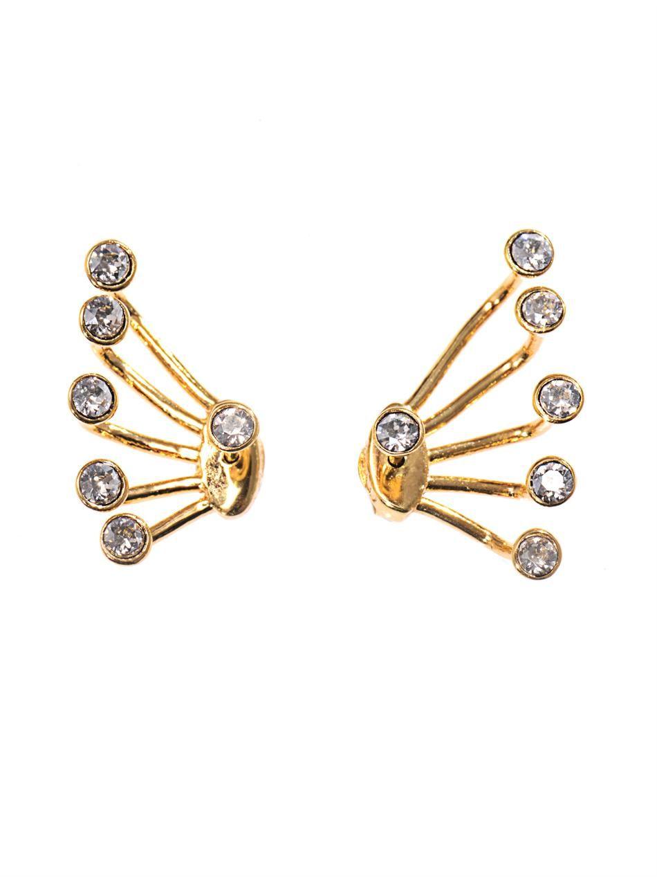 Earrings lobe piercing 8mm