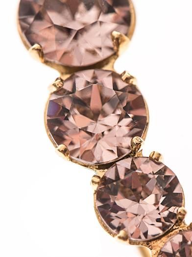 CA&LOU Debutante Lobo earrings