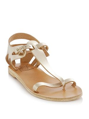 Ariadne cut-out sandals