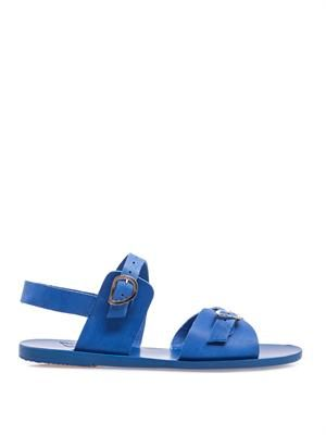 Irini leather sandals