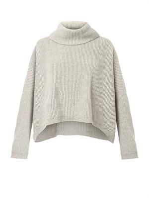 Ingrid cashmere knit sweater