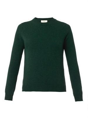 Issy cashmere knit sweater