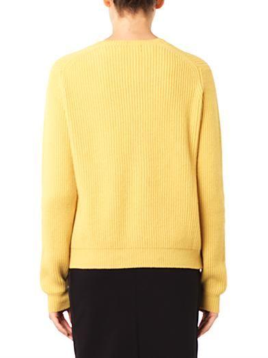 Esk Maggie cashmere knit sweater