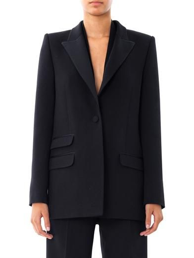 Pallas Polaris crepe tailored jacket