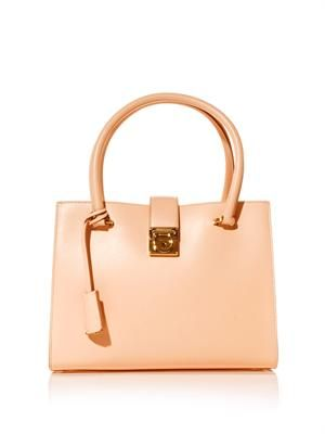 Juliette Gancini-Lock small tote