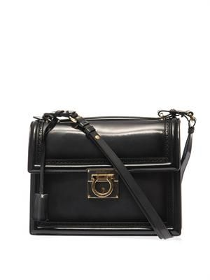Marisol leather cross-body bag