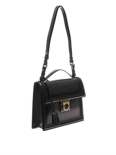 Salvatore Ferragamo Marisol leather cross-body bag